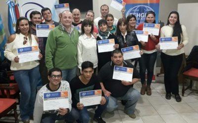 Curso de Atención al Cliente en FEHGRA Gualeguaychú