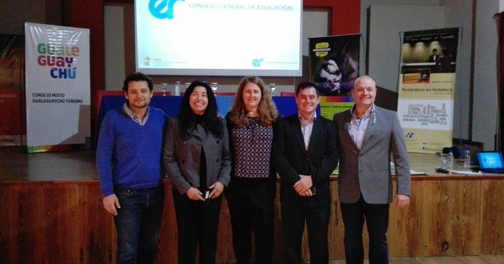 FEHGRA Gualeguaychú acompañó en las IV Jornadas de Ecoturismo