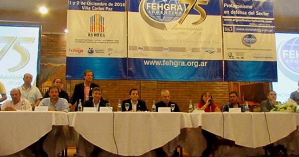 FEHGRA: Anuncio de las cinco Filiales de la Provincia de Entre Ríos