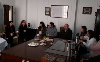Tercer intercambio de informantes Turísticos entre Río Negro (Uruguay) y Gualeguaychú