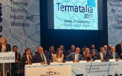 El Termalismo y el Turismo de Bienestar argentino se promocionan en España