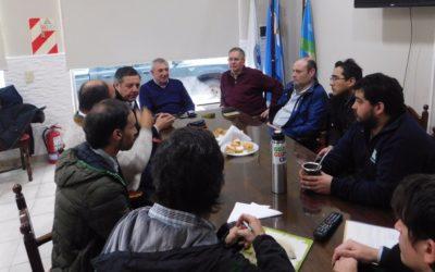 Nueva reunión de la Mesa de Apoyo al Aeródromo Gualeguaychú
