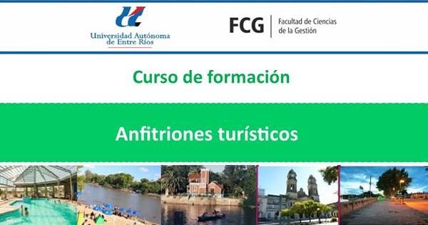 Se realiza un Taller de Informantes Turísticos en Gualeguaychú
