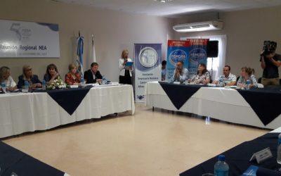 FEHGRA: Alrededor de 50 empresarios del Litoral se reunieron en Corrientes
