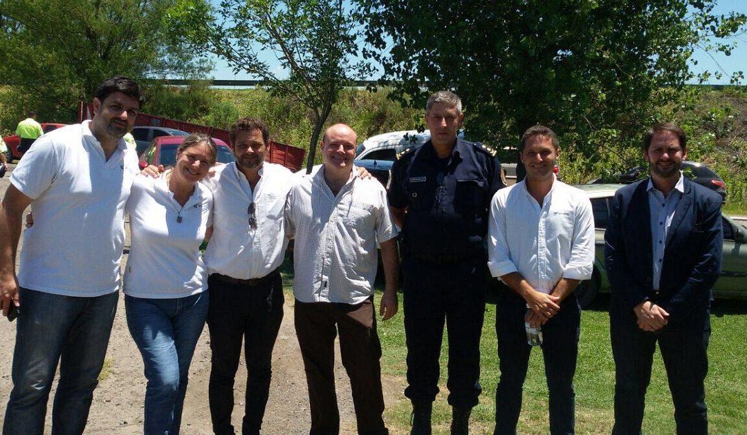 Se realizó la segunda jornada de sensibilización turística para agentes de la Policía de Entre Ríos