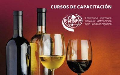 """Se realizará el curso """"El arte de servir el Vino y la buena atención al cliente"""""""