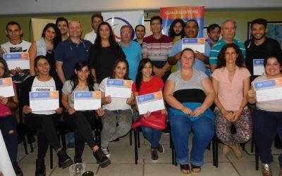 Se realizó el Curso de Enología en Gualeguaychú