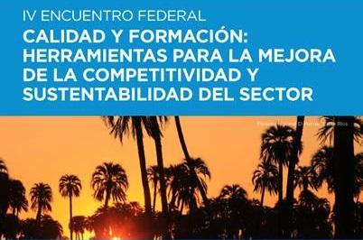 IV Encuentro Federal de Calidad Turística