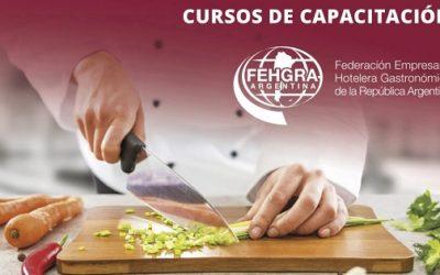 FEHGRA Gualeguaychú dictará un Curso de Cocina Profesional
