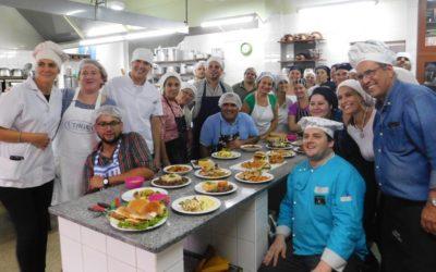Se realizó un curso de Cocina Profesional en Gualeguaychú