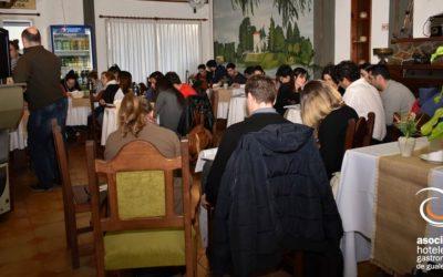 Se realizó un curso de Barismo en Gualeguaychú