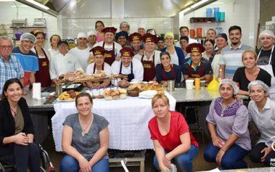 """FEHGRA Gualeguaychú realizó un curso de """"Carnes asadas y embutidos"""""""
