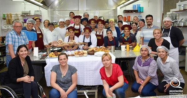 FEHGRA Gualeguaychú realizó un curso de «Carnes asadas y embutidos»