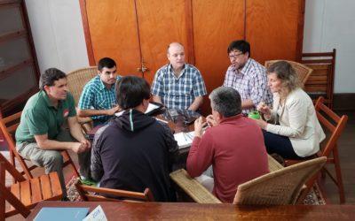 """Reunión ejecutiva de la """"Mesa de Integración Binacional"""""""