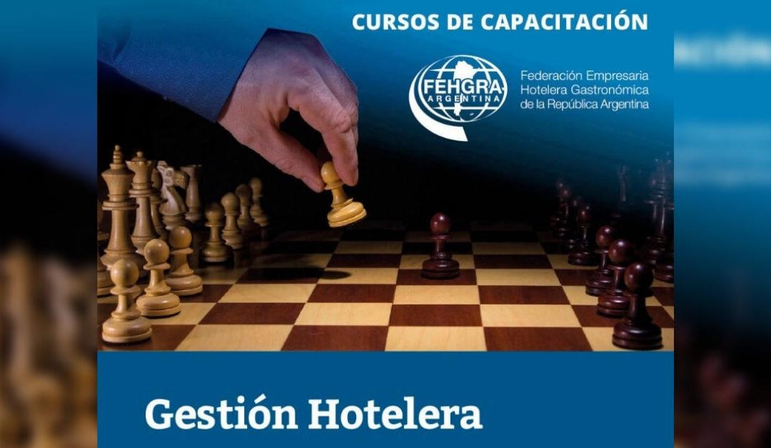 FEHGRA dictará cursos de capacitación en Hotelería
