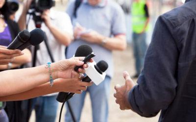 Saludamos en su día a todos los Trabajadores de Prensa