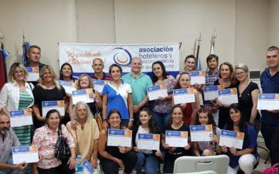 Comenzaron las capacitaciones 2020 en la Asociación de Hoteleros y Gastronómicos de Gualeguaychú