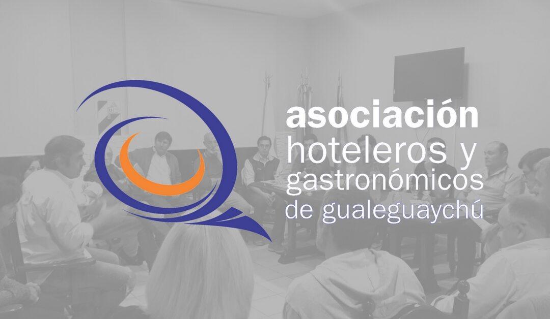 Encuentro de evaluación sobre la crisis turística con funcionarios entrerrianos