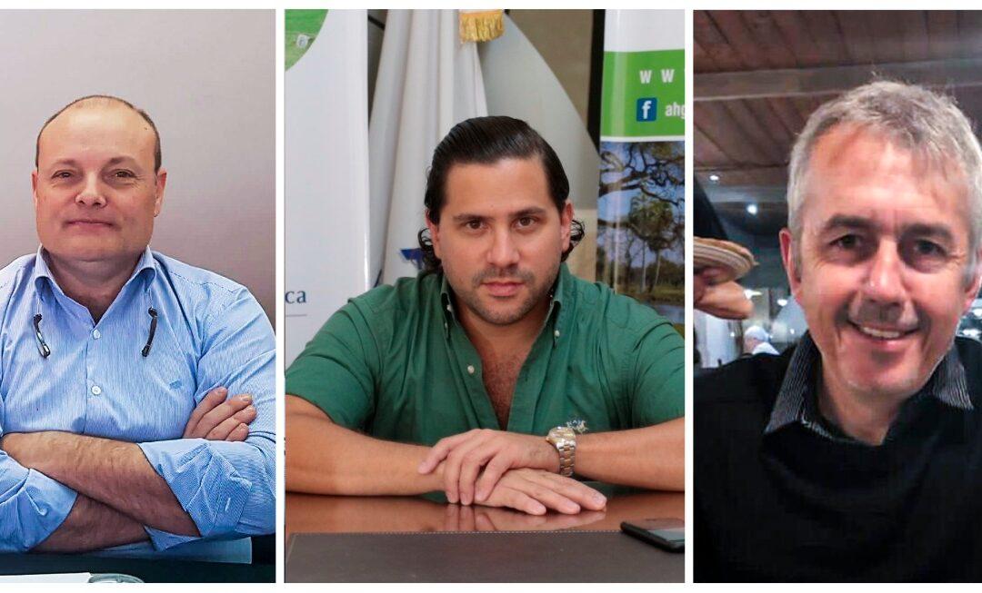 Tres filiales entrerrianas de FEHGRA solicitan al Gobernador la apertura de fronteras con Uruguay