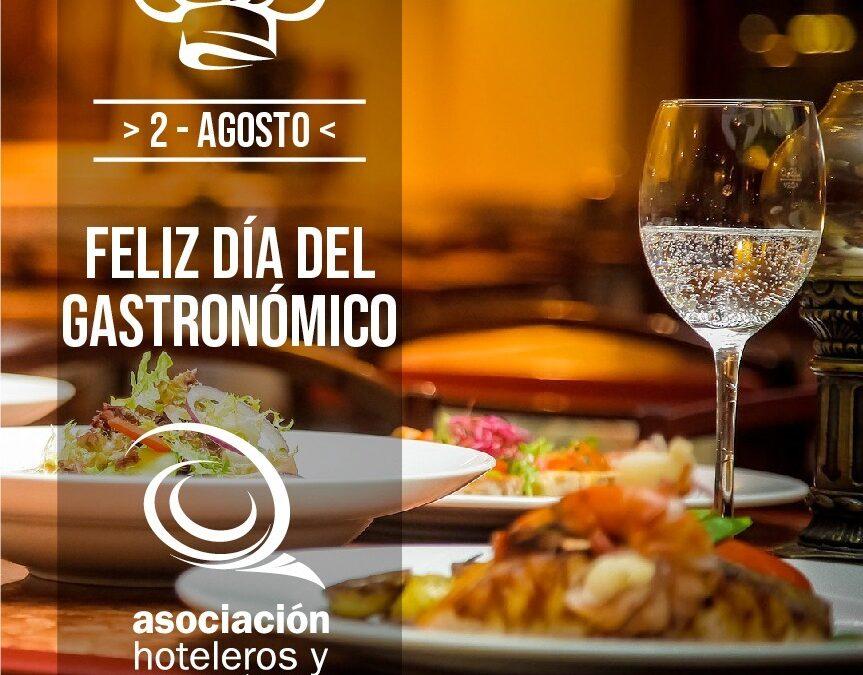 2 de agosto: Día del Gastronómico